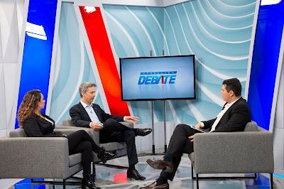 Crédito: Juan Ribeiro / Divulgação TV Aparecida