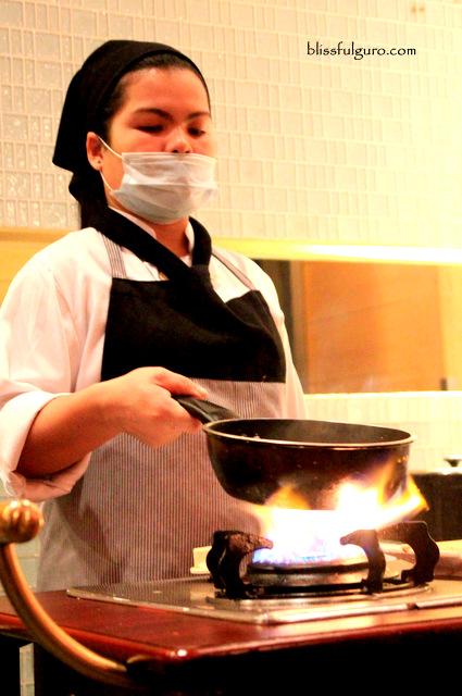 Baiyoke Revolving Restaurant Bangkok Blog