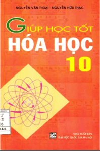 Giúp Học Tốt Hóa Học 10 - Nguyễn Văn Thoại