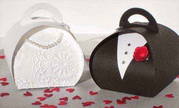 8 cajitas con moldes para hacer lindos souvenirs de regalo lodijoella - Manualidades regalo boda ...