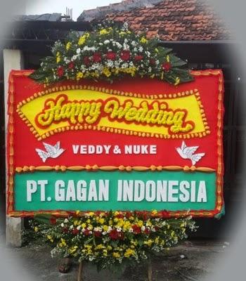 Bunga Happy Wedding