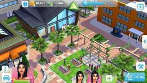 The Sims Mobile Mod Unlimited Money