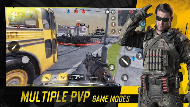 Call Of Duty Mobile 1.0.2