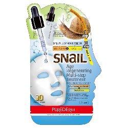 Recenzja - Pruderm Snail mask
