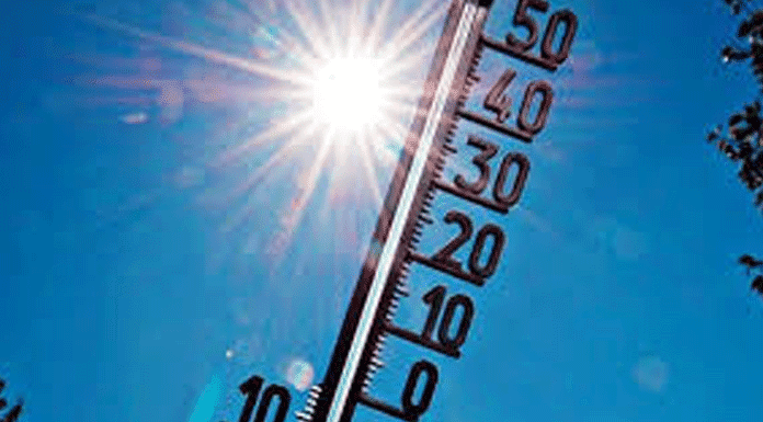 Ανεβαίνει σήμερα η θερμοκρασία σε Θεσσαλία και Ελλάδα