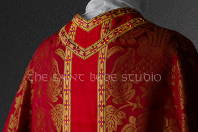 Saint Philip Neri vestments