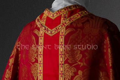 Saint Philip Neri vestments