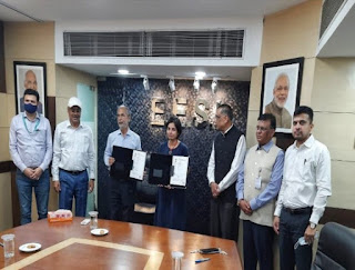 CESL signed Pact with CSC SPV