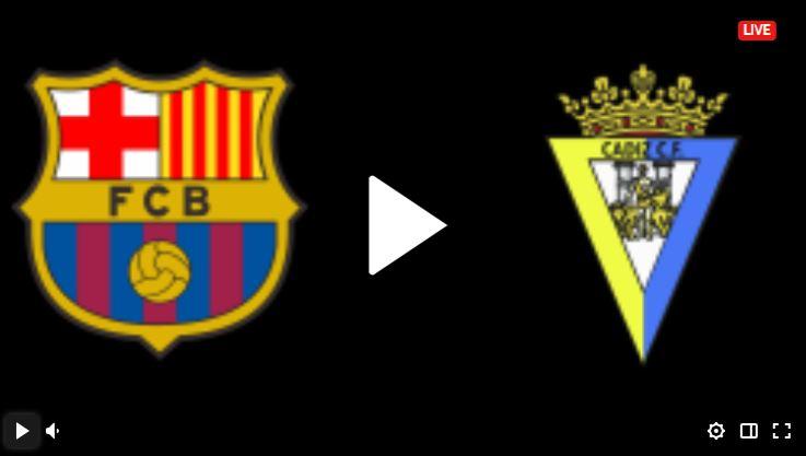 موعد مباراة برشلونة وقادش اليوم بتاريخ 23-09-2021 في الدوري الاسباني