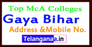 Top MCA Colleges in Gaya Bihar