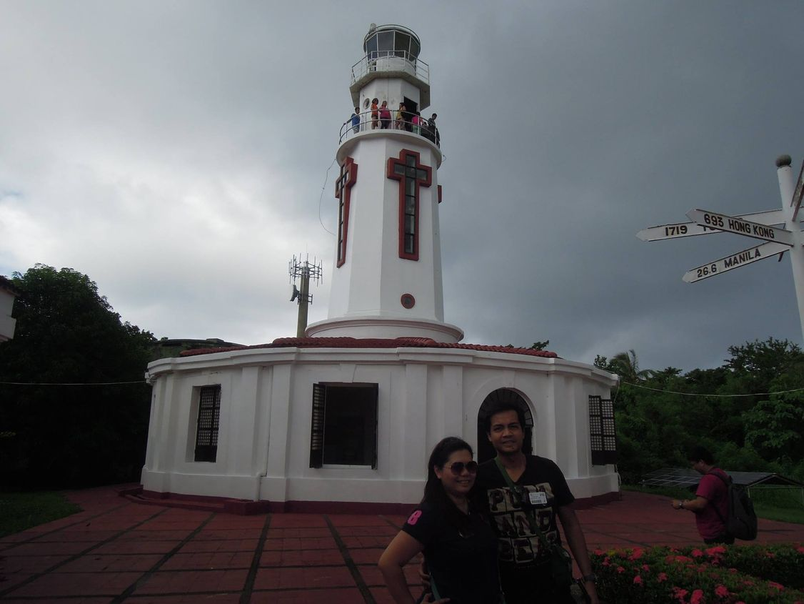 The Spanish lighthouse is the oldest structure in Corregidor Island