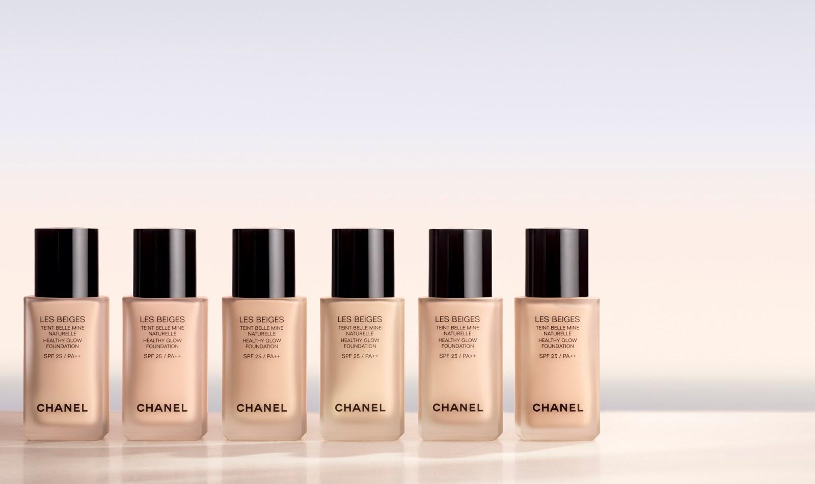 07a58569b4 Chanel Les Beiges Healthy Glow Foundation - Caroline Hirons