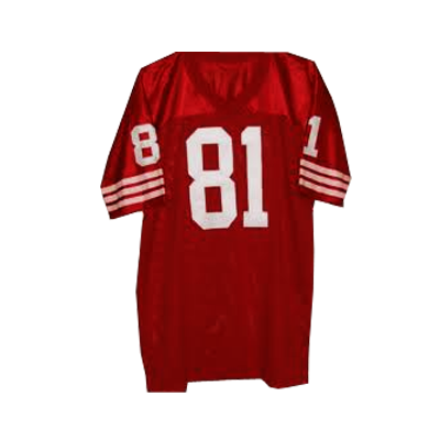 27bf89897f5 ... Mens Vapor Untouchable Limited Jersey San Francisco 49ers 81 Terrell  Owens Red Jersey Free shipping is given in our company once ...