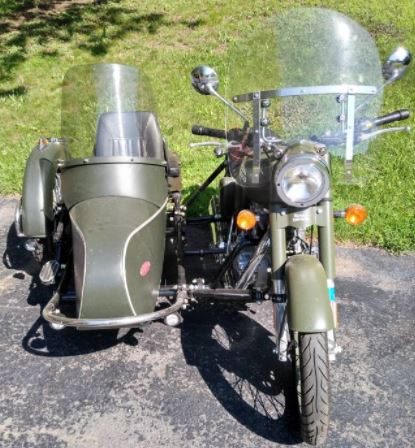 N.Y. 2020 with sidecar