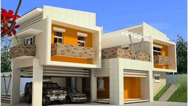 Gambar Rumah Modern Ala Korea di Indonesia