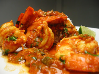 Prawn South African Seafood Curry Recipe