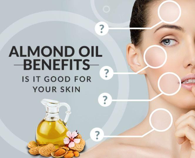 Almond Oil (Skin Care Tips)