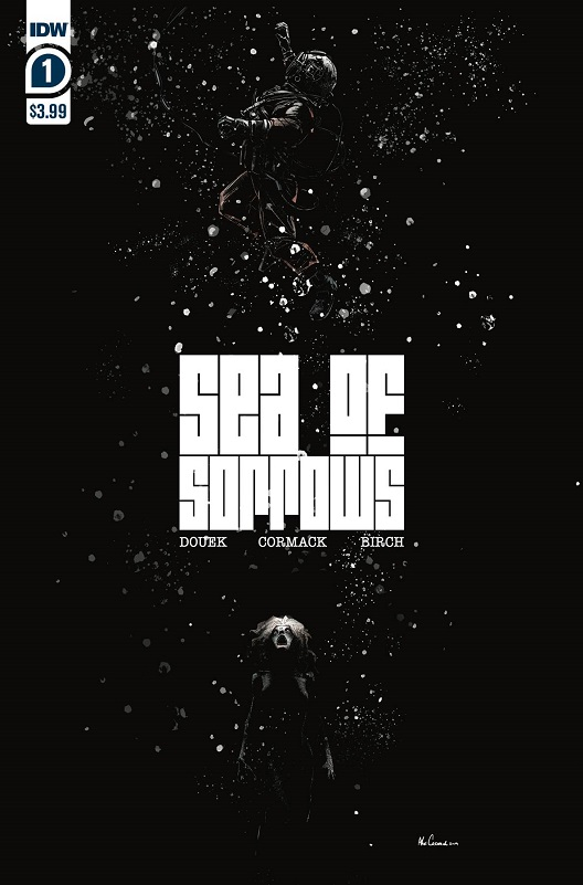 Cover of Sea of Sorrows #1