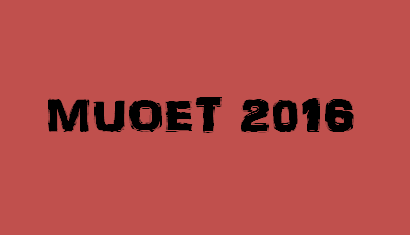 MUOET 2017 Logo