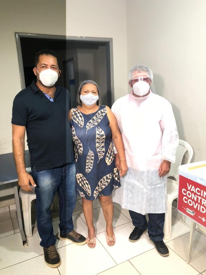 Urgente: Acaba de chegar o primeiro lote da vacina contra a Covid-19 em Matões