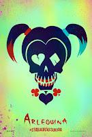 Senhorita Meow Cinema On: Esquadrão Suicida Harley Quinn Doutora Harleen Quinzel Arlequina Margot Roobie