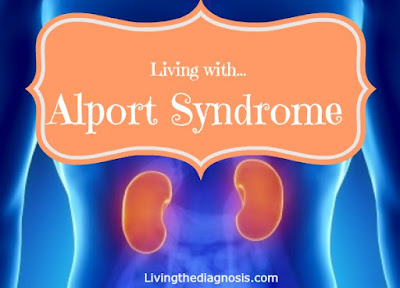 living with alport syndrome