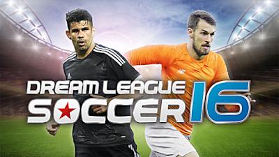 لعبة Dream League Soccer 2016 v3.09 مهكرة كاملة للاندرويد