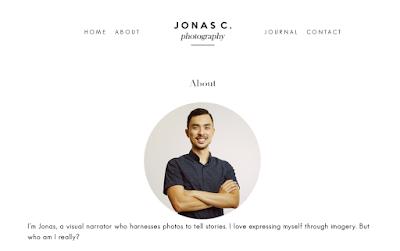 Jonas C. update bio