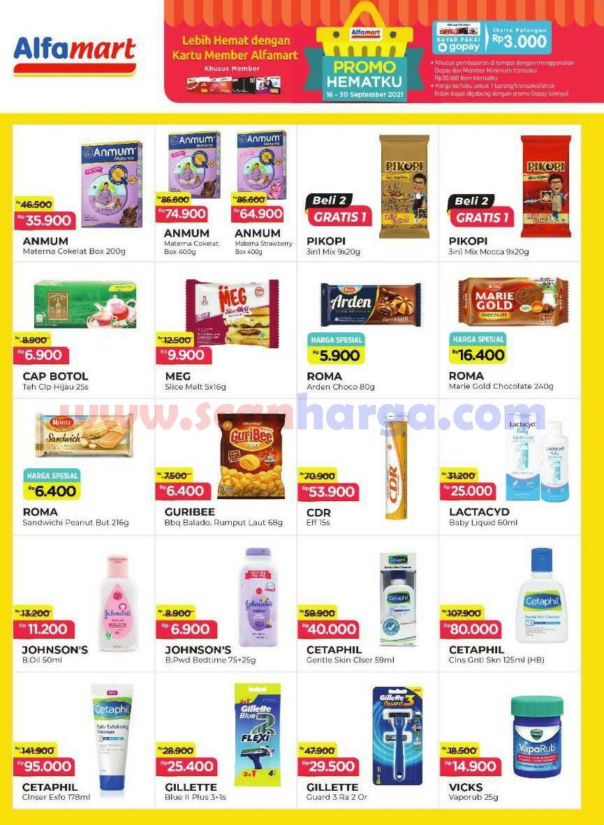 Katalog Alfamart Promo Terbaru 16 - 30 September 2021 20