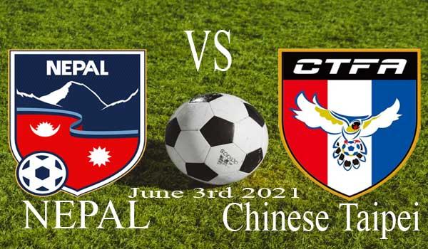 Nepal vs Chinese Taipei