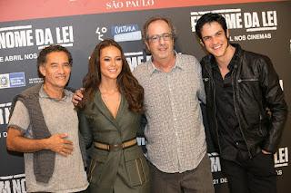 Pré-estreia São Paulo