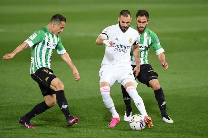 Real Betis vs Real Madrid Football Preview and Predictions 2021