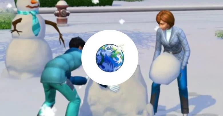 How to collect all Snowballs in The Sims 4: City Living