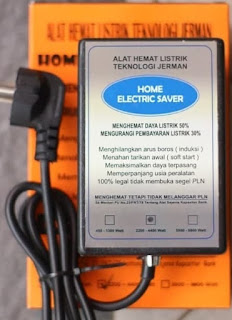 cara menguji stiker penghemat listrik