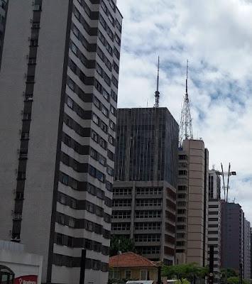 Foto Av. Paulista. Investimento em fundos imobiliários