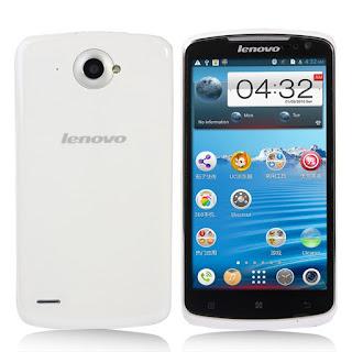 Spesifikasi & Harga Lenovo S920, Ponsel Android Kamera 8MP RAM 1 GB