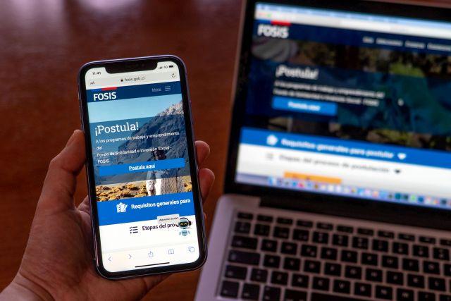 Abren postulaciones en línea a programas del FOSIS