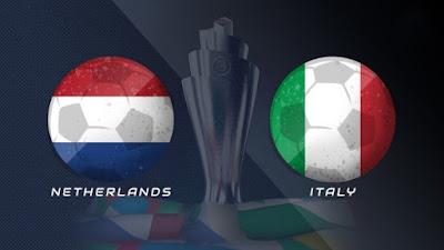 مشاهدة مباراة هولندا ضد ايطاليا 14-10-2020 بث مباشر في دوري الامم الاوروبية