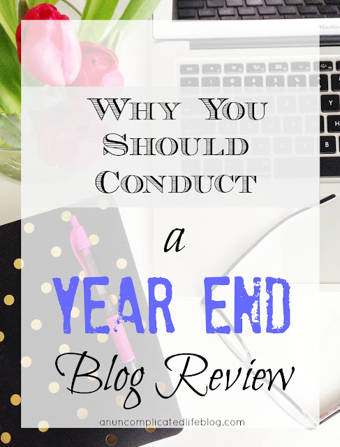2016 year end review of a monetized blog