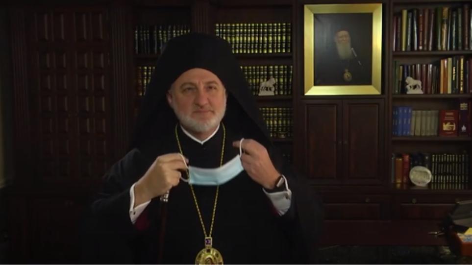 Αρχιεπίσκοπος Ελπιδοφόρος: Η Πίστη στην Εποχή του κορονοϊού