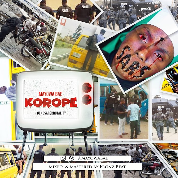 "[Video] Mayowa Bae – ""Korope video"""