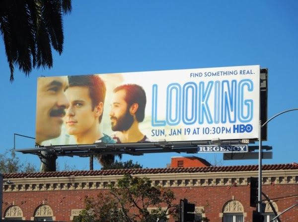 Looking series premiere billboard
