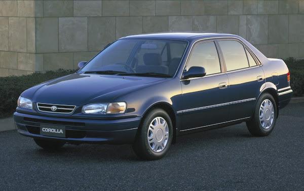 Toyota Corolla - 11ª geração