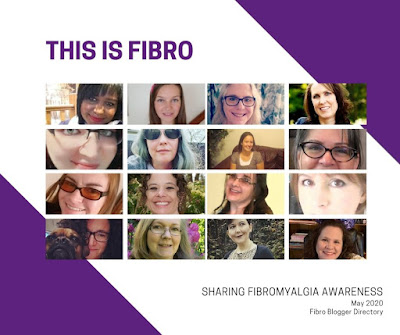 Fibromyalgia Awareness in May