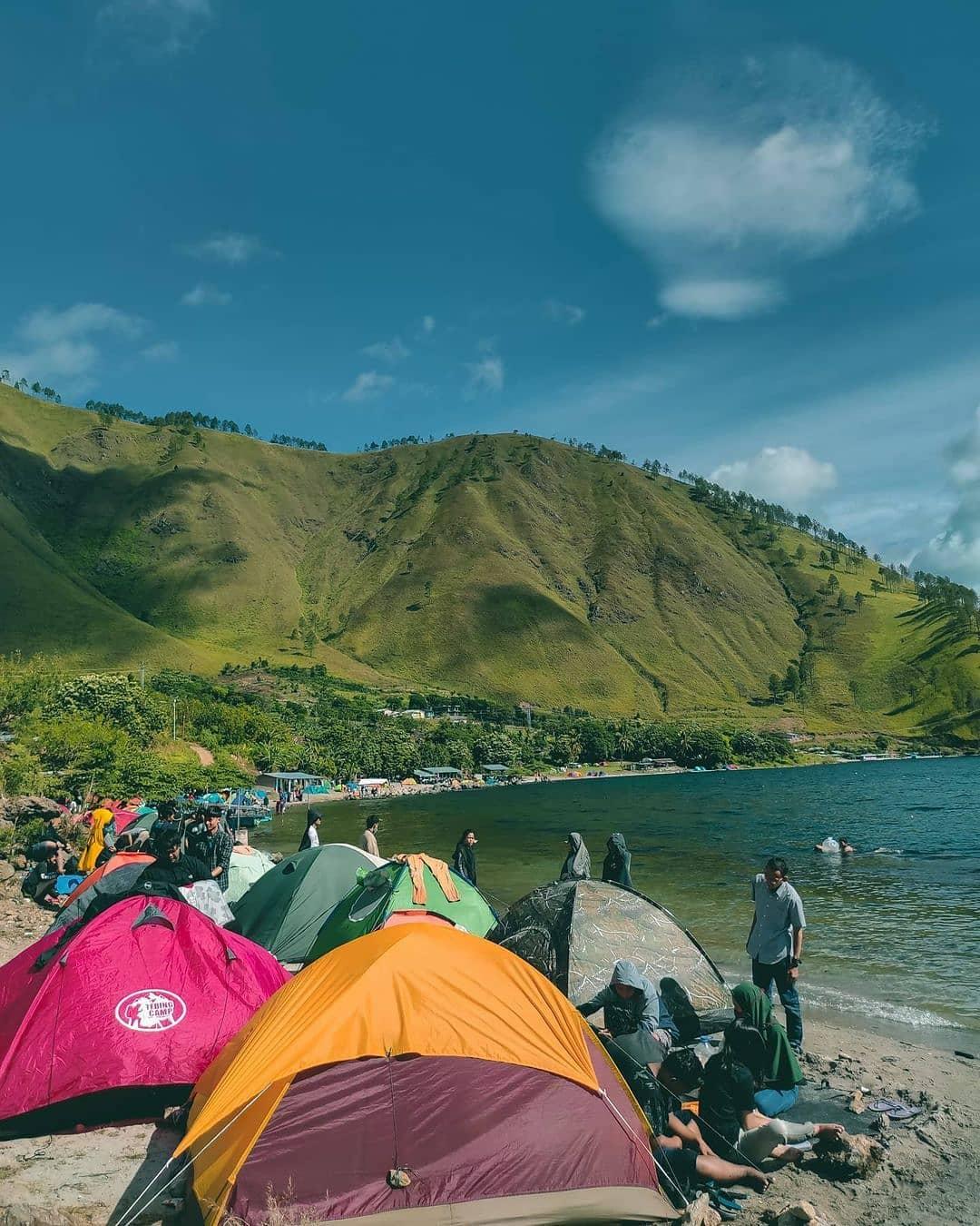 camping wisata paropo