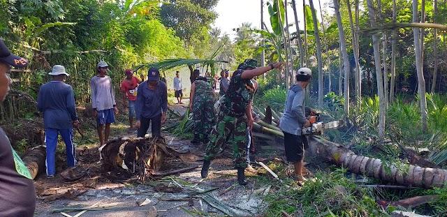 Masyarakat Diharapkan Ikut Wujudkan Desa Pandanarum Berseri