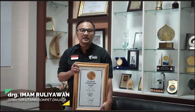 Kategori Fundraising Zakat Terbaik: Dompet Dhuafa
