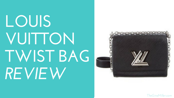 Louis Vuitton Twist Bag Review, Louis Vuitton Twist Bag PM Review