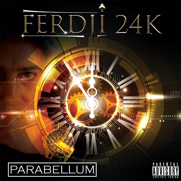 Cover album Parabellum Ferdji 24K
