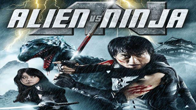 Alien vs Ninja (2010) Movie [Dual Audio] [ Hindi + English ] 720p HDRip Download